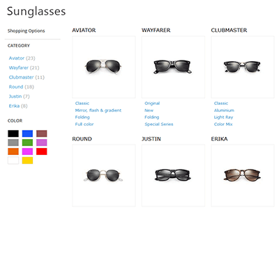 EasyCatalogImages at category page