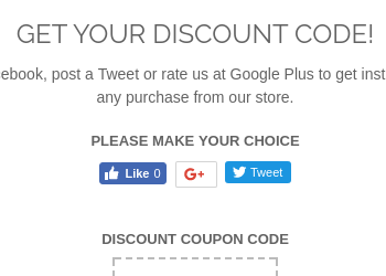 Social suit facebook google social networks integration improved discount banner styles fandeluxe